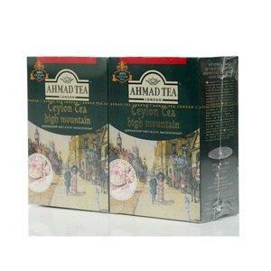 Чай черный Ceylon Tea high mountain 2*200г ТМ Ahmad Tea (Ахмад Ти)