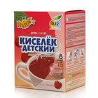 Киселёк детский со вкусом вишни  ТМ Валетек+