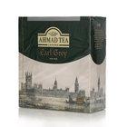 Чай чёрный пакетированный со вкусом и ароматом бергамота Earl Grey (Эрл Грей) 100*2г ТМ Ahmad Tea (Ахмад Ти)