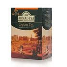 Чай черный байховый листовой цейлонский Орандж пеко TM Ahmad (Ахмад)