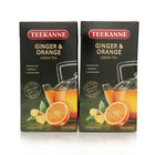 Чай зеленый Ginger & Orange 2*25*1,75г ТМ Teekanne (Тиканне)