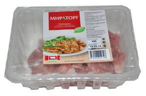 Свиная поджарка охлажденная ТМ Мираторг