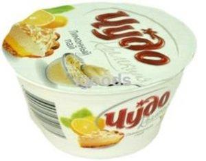 Десерт творожный взбитый Лимонный пай 5,4% ТМ Чудо