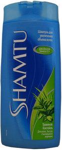 Шампунь для увеличения объема волос Травяной коктейль Для волос быстро становящихся жирными ТМ Shamtu (Шамту)