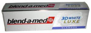 Зубная паста ТМ Blend-a-med 3D-White Luxe, Glamour