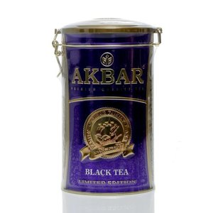 Чай листовой черный 1000 Years ТМ Akbar (Акбар)
