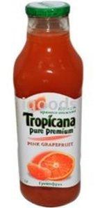 Сок прямого отжима грейпфрут 100% ТМ Tropicana Pure Premium (Тропикана)