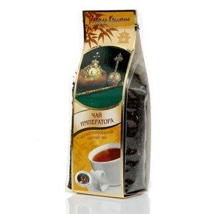 Чай черный крупнолистовой 2*100г ТМ Чай Императора