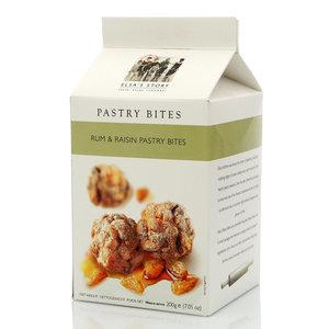 Печенье с ромом и изюмом ТМ Pastry Bites (Пастри Битс)