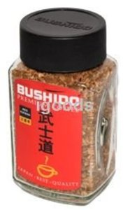 Кофе растворимый Red Katana ТМ Bushido (Бушидо)