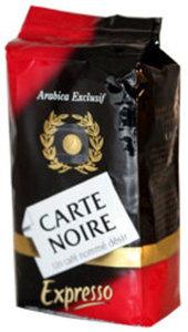 Кофе молотый Espresso ТМ Cart Noire (Карте Нуар)