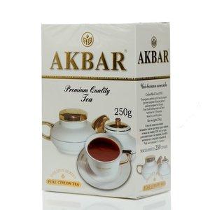 Чай черный байховый цейлонский крупнолистовой ТМ Akbar (Акбар) Золотая Серия