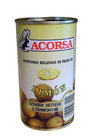 Оливы зеленые с лимоном ТМ Acorsa (Акорса)
