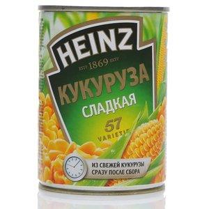 Кукуруза сладкая ТМ Heinz (Хайнц)