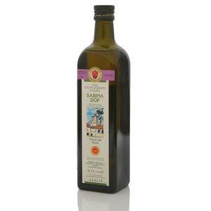 Оливковое масло ТМ Consorzio sabina dop (Консорзио сабина доп) однократного холодного прессования