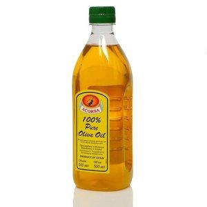 Оливковое масло 100% TM Acorsa (Асорса)