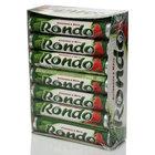 Освежающие конфеты с ароматом клубники и ментола 14 пачек ТМ Рондо