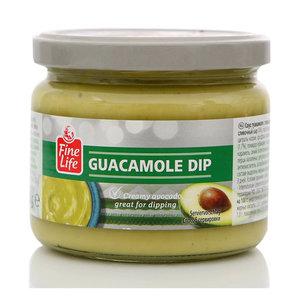 Соус Guacamole dip creamy avocado ТМ Fine Life (Файн Лайф)