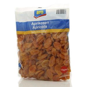 Абрикосы целые сушеные без косточки ТМ Aro (Аро)