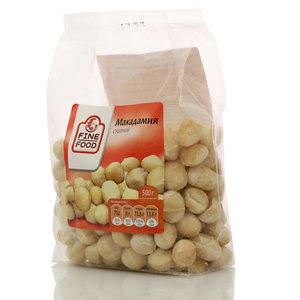 Макадамия ядра ореха сушеные ТМ Fine Food (Файн Фуд)