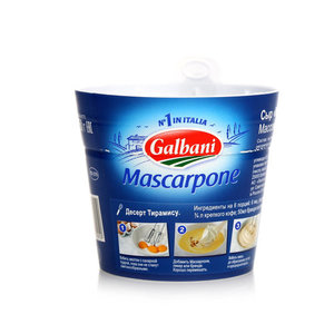 Сыр Mascarpone 80% ТМ Galbani (Гальбани)