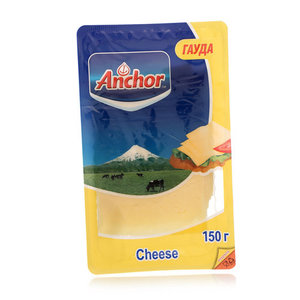 Сыр Гауда 48% в нарезке ТМ Anchor (Анкор)