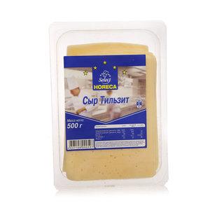 Сыр полутвердый Тильзит 27% ТМ Horeca Select (Хорека Селект)