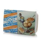 Мороженое пломбир Крем-Брюле с вареной сгущенкой 12% ТМ Хладокомбинат №1