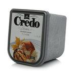 Мороженое пломбир ванильный Credo Кленовый грильяж 15% ТМ Петрохолод