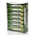 Освежающие конфеты с ароматом лимона и мяты 14 пачек ТМ Рондо