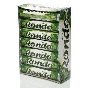 Освежающие конфеты с ароматом мяты 14 пачек ТМ Rondo (Рондо)