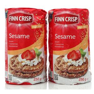 Хлебцы пшеничные с кунжутом TM Finn Crisp (Финн Крисп) 2*250г