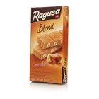 Шоколад белый с трюфельной начинкой и орехами ТМ Ragusa (Рагуса)