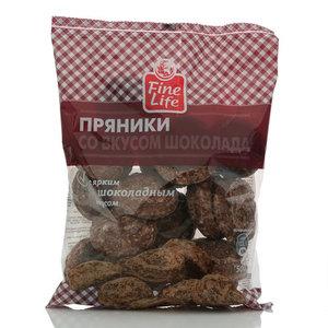 Пряники шоколадные ТМ Fine Life (Файн Лайф)