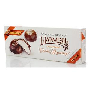 Зефир в шоколаде ТМ Шармэль классический
