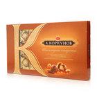 Конфеты шоколадные с фундуком и ореховой начинкой ТМ Коркунов