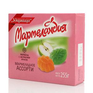 Мармеладное ассорти ТМ Мармеландия