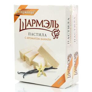 Пастила ТМ Шармэль с ароматом ванили, 2*221г ТМ Шармэль