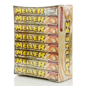 Ирис ТМ Meller (Меллер) с белым шоколадом, 24*38г