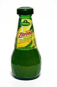 Сок лимонный концентрированный (лимонная кислота) Zitrona ТМ Kuhne (Кюне)