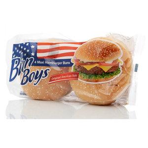Большие булочки для гамбургеров ТМ Bun Boys (Бан бойз)