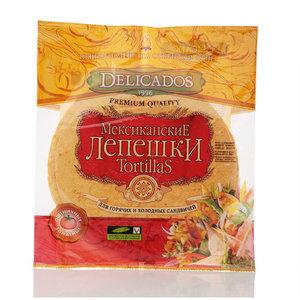 Тортилья пшеничная томатная ТМ Delikados (Деликадос)