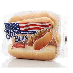 Булочки для хот-догов ТМ Bun Boys (Бан бойз)