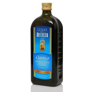 Масло оливковое нерафинированное Extra Vergine Di Olivia Classico ТМ De Cecco (Де Цекко)
