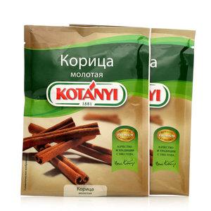 Корица молотая 2*25г ТМ Kotanyi (Котани)