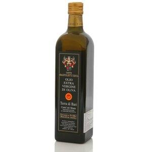Оливковое масло однократного холодного прессования ТМ Terra di Bari (Терра ди бари)