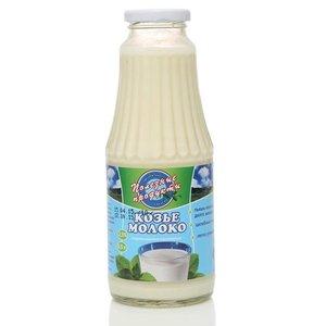Молоко козье пастеризованное 2,5% ТМ Полезные продукты