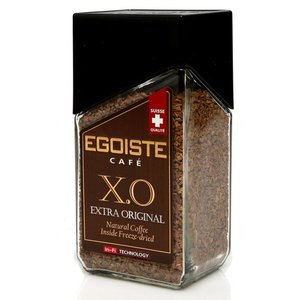 Кофе растворимый Extra Original ТМ Egoiste cafe (Эгоист кафе)
