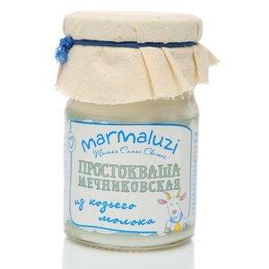 Простокваша из козьего молока Мечниковская  4% ТМ Marmaluzi (Мармалузи)