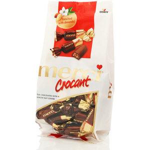 Конфеты Merci Crocant крокант в шоколаде ТМ Storck (Шторк)